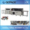 PLC controlled stretch and cling wrapping film machine with MCGS Touch screen