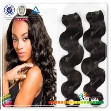 Top quality cheap wholesale Grade 6A brazilian milky way hair weave