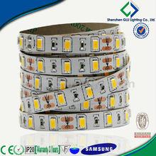China supplier 3 year warranty Cri 80 led 5630 samsung strip