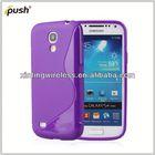 fashion cell phone case galaxy i9500 s4 mini for samsung galaxy s4 mini tpu case