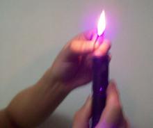 Après 100mw mini. match point en se concentrant instant violet light détecteur d'argent stylo stylet violet. teachinganti- fausse monnaie de atigrada