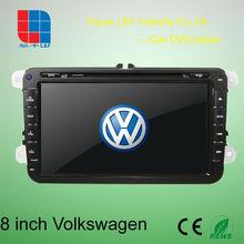 8 inch vw car radio android with OS 4.2.2 PIP GPS BT DVBT IPOD RADIO 3G WIFI