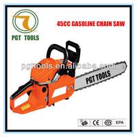 Gasoline custom chainsaw parts