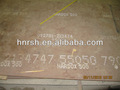 Resistente a la abrasión de acero ar450