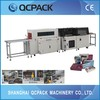 PLC controlled hand wrapping machine with MOELLER Emergency stop
