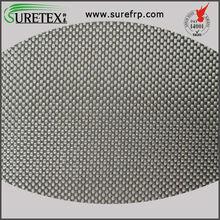 3K 200gsm Plain Carbon Fiber Fabric / Cloth