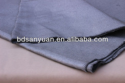 stainless steel fibre woven mesh fabric,electromagnetic radiation shielding metallic fabric