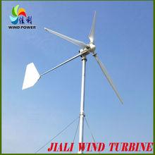 PERMANENT MAGNET 3-phase ac aeros wind power 5KW wind generator