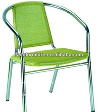 Aluminum Wicker Chair with 3.6mm wire E8005