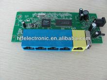 full test 150M 1 WAN port+4 Mbps LAN port mini dlink linksys wireless wrt54g Router PCBA module
