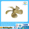Alloy 5 Blade Marine fixed pitch propeller