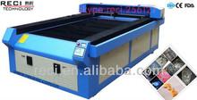 cnc co2 laser cutting machine price acrylic/plastic/pvc/wood/leather