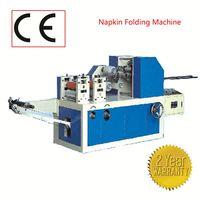 Hot selling napkin folding machine/v-fold dipenser tissue processing machine