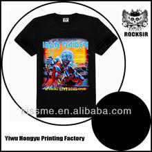 New Fashion Latest Design Sport Wholesale T-Shirt Rock