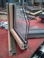 wpc aluminum window