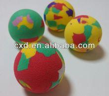 EVA Foam Stress Basketball /football/Soccer stress ball eva foam ball