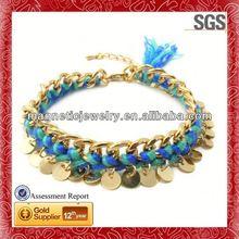 Sample Order Accepted Wholesale african handmade bracelet