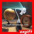 De los astros de oxgift nightlights creativo, máscara de astronauta usb luz de la noche, led luz de la noche de la computadora