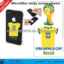 Best Reasonable Price Silica Gel Superfine Microfiber Screen Wiper Screen Cleaner