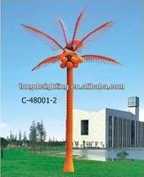 Coconut tree lamp with high brightness(C-48001-2)