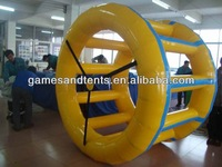 2014 Popular Water Wheel Roller, Aqua Roller Inflatable A7004