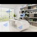 el último ejemplo de diseño de mobiliario de oficina
