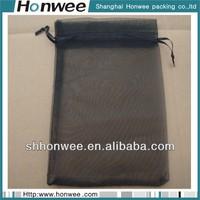2014 fashional new design small mesh gift bags