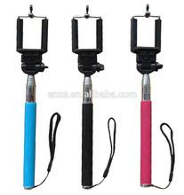 Factory Low Price Self-portrait Camera Handheld Monopod Folding Monopod