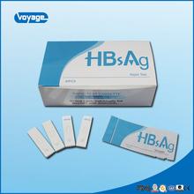 Hot sale Rapid test over 99% accuracy hepatitis b surface antigen test