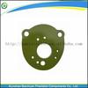cnc sheet metal parts motor bicycle part aluminum part