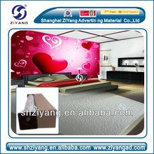 Shanghai high quality eco-solvent wallpaper girl