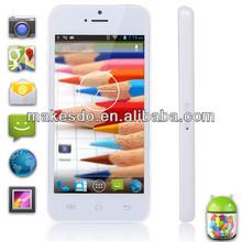 Cheap mobile phone xiaocai x800 8.0Mp camera dual sim multi colors 8.4mm ultra slim android smart phone