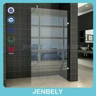 6/8/10mm Minimalist Design Tempered Glass Shower Screen