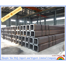 square steel fence posts for building material