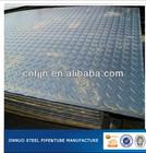 mild steel checker plate