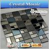 mosaic glass solar decorative lights for garden