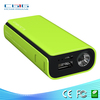 Built-in 2*18650 li-ion battery cell mobile phone power bank charger with FCC, ROHS, CE LED torch for iphone, ipad
