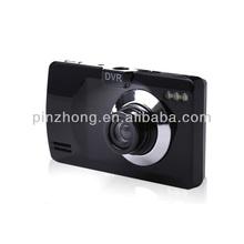 "Ultra Thin Ultra Light 720P Super Night Vision 8X Zoom 2.5"" PC Cam 3M PX 120 Degree Lens Car Black Box Video Recorder DVR HD298"