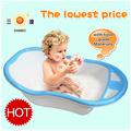 china 2014 mejor venta de colores personalizados de plástico bebé bañera