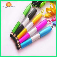 High Quality Retractable Cord Pen