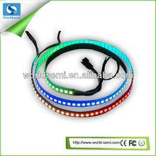 IP68 silicone glue waterproof made in China RGB LED strip digital