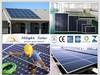 Photovoltaic panel 140W TUV,IEC,CEC,CE,ISO,INMETRO