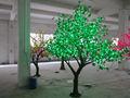 Led ağaç, led yapay elma ağacı satış, yapay ağaçlar satılık