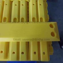 polyethylene uhmw Lower impact buffer plate