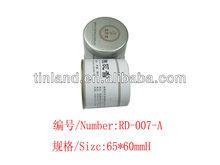 Small tin metal powder,tin medicine box