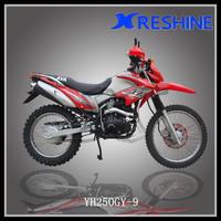 off road dirt bike very cheap china motorcycle( 200cc motocicletas)