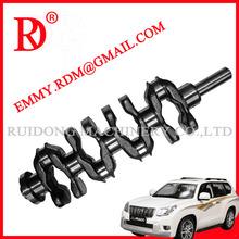 Crankshaft 2TR Toyota Replacement Parts