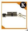 euro profile brass cylinder kale locks with knob