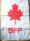 pp woven bags 50kg customized Recyclable Promotional PP woven bag Laminated PP Woven recycle rice, flour, sugar, fertilizer Bags