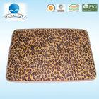 washable kitchen floor mats, animal print floor mat